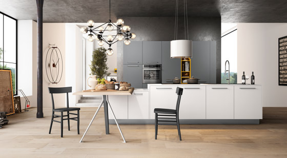 Kitchen Time 04 by Arredo3 | Fitted kitchens