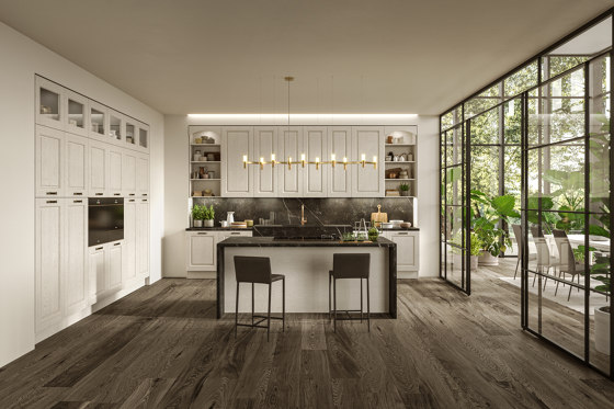 Kitchen Verona 01 by Arredo3 | Fitted kitchens