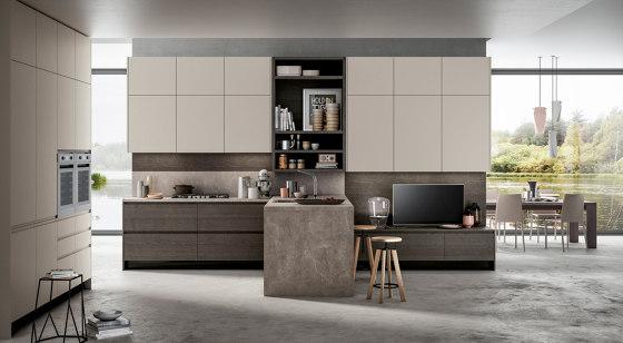 Kitchen Wega 01 by Arredo3   Fitted kitchens