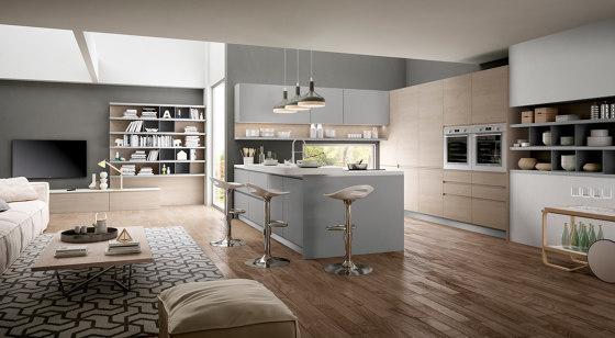 Kitchen Wega 04 by Arredo3 | Fitted kitchens