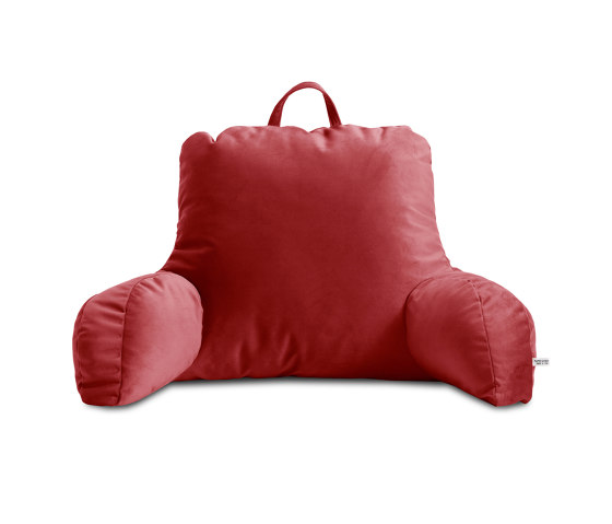 Gio' red by Filippo Ghezzani | Cushions