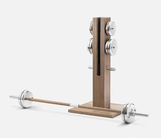 LESNA™ Barbells Set by Pent Fitness | Upper body equipment