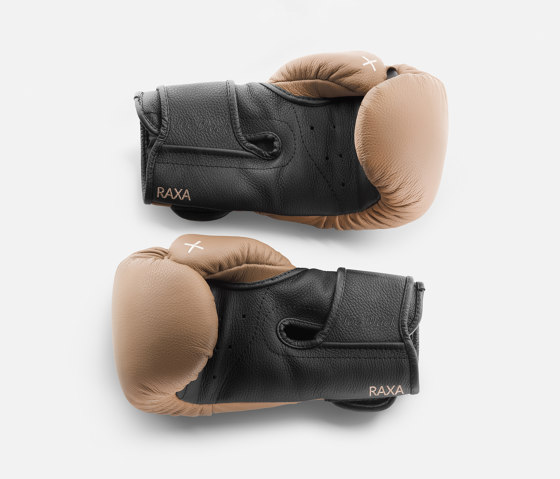 RAXA™ Punching Bag & Gloves by Pent Fitness   Fitness tools