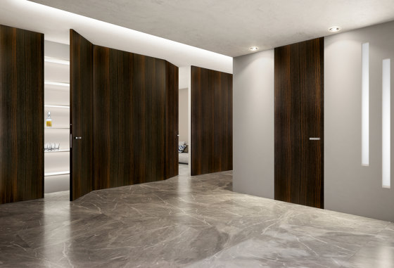Nature   Boiserie Tabacco by Barausse Srl   Internal doors