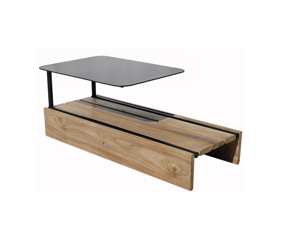 Casual Modular Coffee Table With Tray by cbdesign   Coffee tables