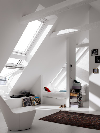 VELUX manual centre-pivot roof window GGU by VELUX Group | Window types