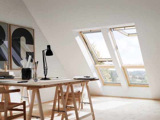VELUX manual top-hung roof window GPL by VELUX Group   Window types