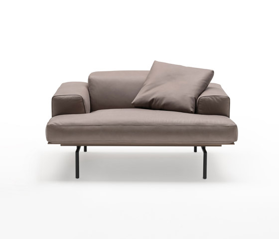 Sumo Armchair by Living Divani | Armchairs