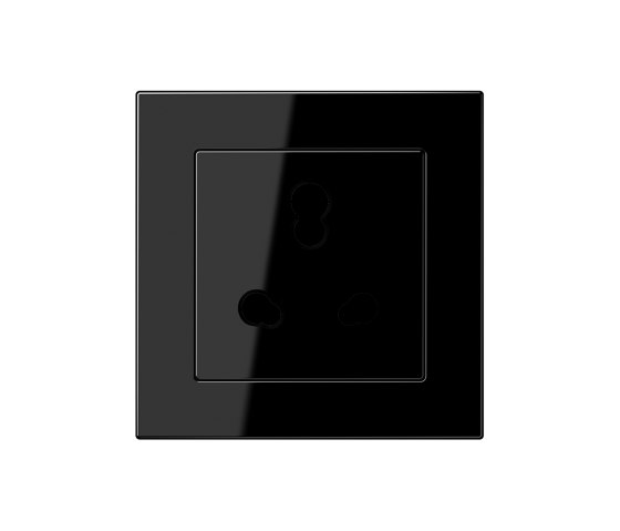 A 550   British Standard black by JUNG   British sockets