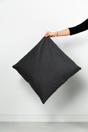Badesofa Anthracite  M by BADESOFA Interior Design   Cushions