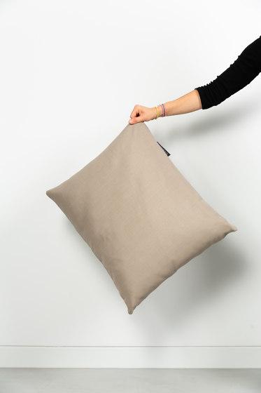 Badesofa Beige S by BADESOFA Interior Design | Cushions