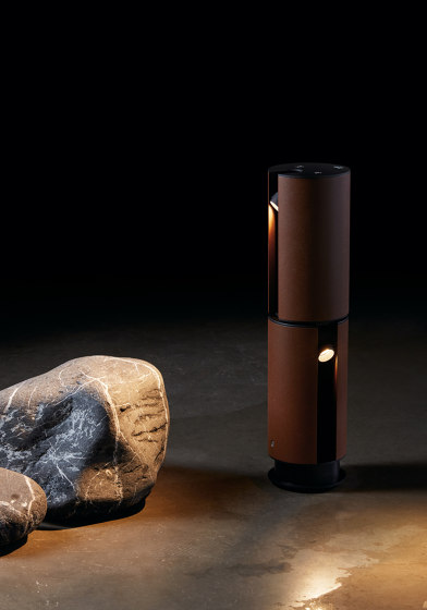Banús Twice by Insolit | Outdoor floor-mounted lights