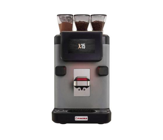 X15 by Faema by Gruppo Cimbali | Coffee machines
