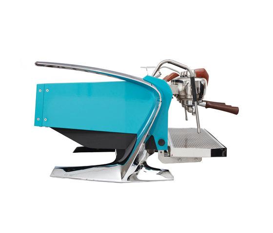 Slayer Steam LPX Turquoise by SLAYER SEATTLE ESPRESSO MACHINE   Coffee machines