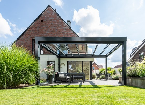 SDL Acubis by Solarlux   Roofing systems
