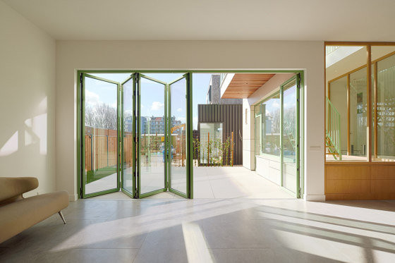 Bi-folding Door Ecoline   Ecoline by Solarlux   Window types