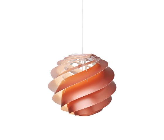 Swirl SWIRL 3 L by LE KLINT   Suspended lights