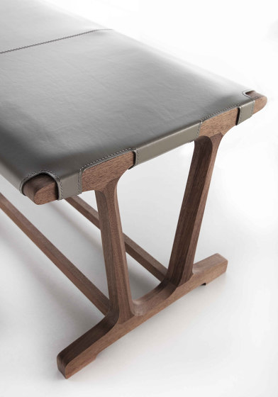 ARCHE' BENCH by Frigerio   Benches