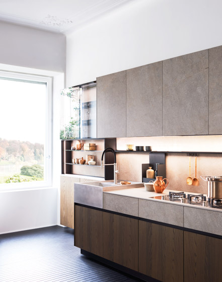 Maxima 2.2 | REFINED INTIMACY by Cesar | Fitted kitchens