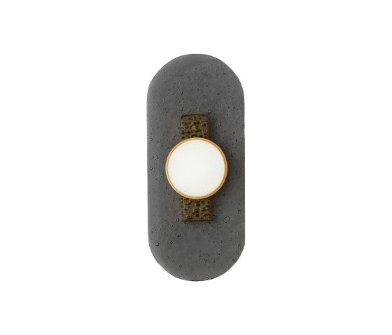 Modulo wall single by CTO Lighting   Wall lights