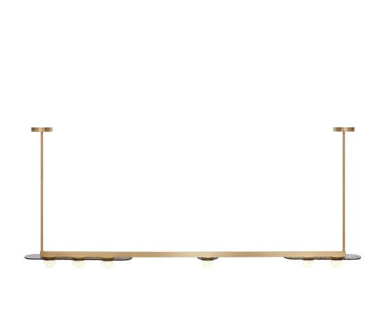 Modulo pendant horizontal by CTO Lighting   Suspended lights