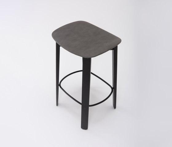 Nora   bar stool by Gazzda   Bar stools