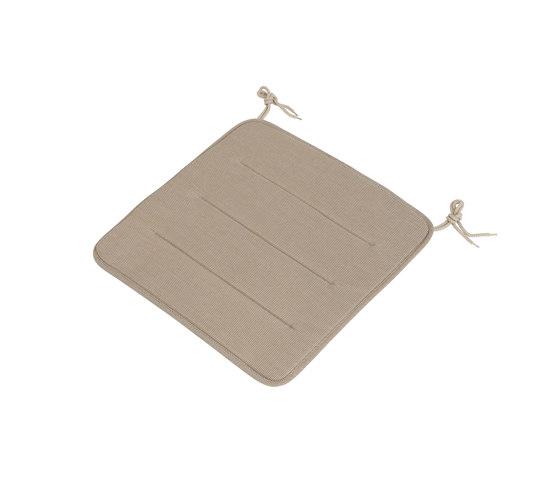 Linear Steel Chair | Seat Pad by Muuto | Seat cushions