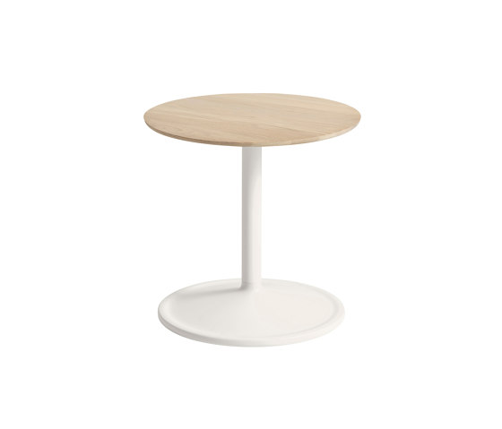 """Soft Side Table / Ø 41 h: 40 cm / Ø 16.1"""" h: 15.7"""" by Muuto   Side tables"""