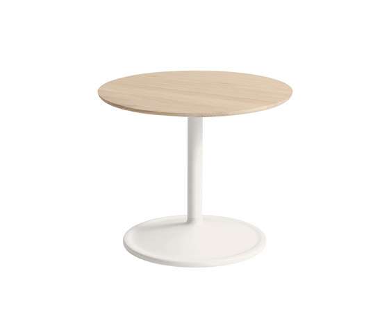 """Soft Side Table / Ø 48 h: 40 cm / Ø 18.9"""" h: 15.7"""" by Muuto 