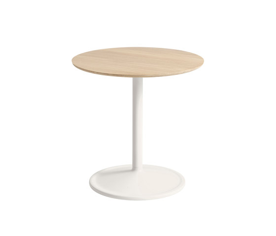 """Soft Side Table / Ø 48 h: 48 cm / Ø 18.9"""" h: 18.9"""" by Muuto 