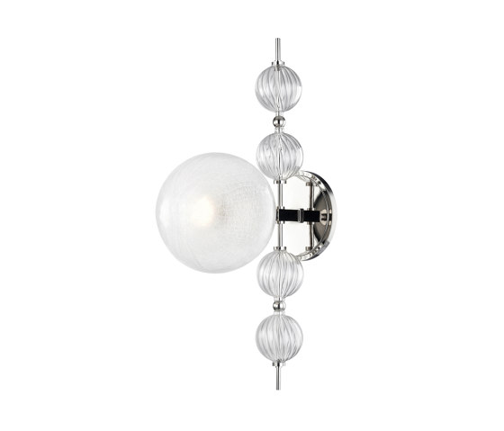 Calypso Wall Sconce by Hudson Valley Lighting | Wall lights