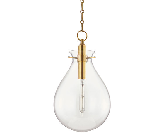 Ivy Pendant by Hudson Valley Lighting   Suspended lights