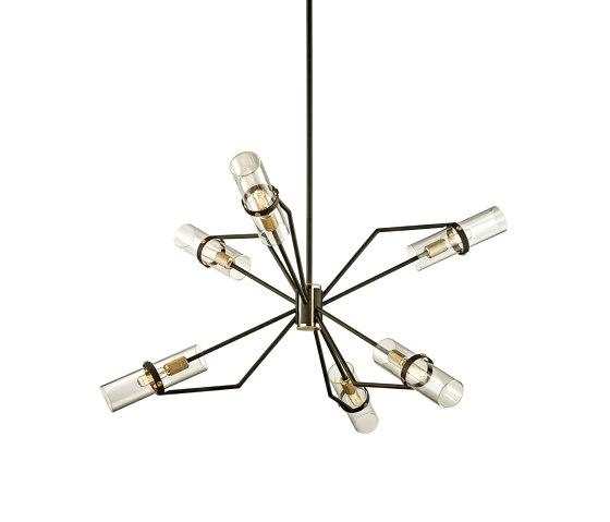Raef Chandelier by Hudson Valley Lighting   Suspended lights