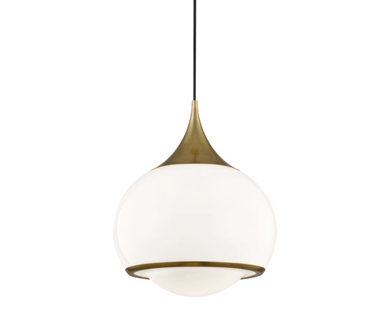 Reese Pendant by Hudson Valley Lighting   Suspended lights