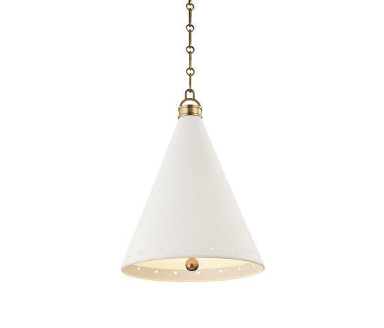 Plaster No.1 Pendant by Hudson Valley Lighting | Suspended lights