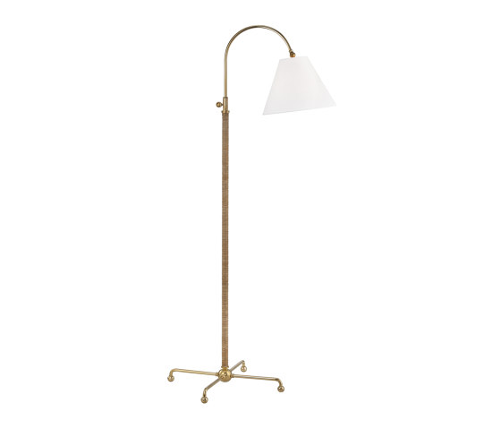 Curves No.1 Table Lamp by Hudson Valley Lighting | Table lights