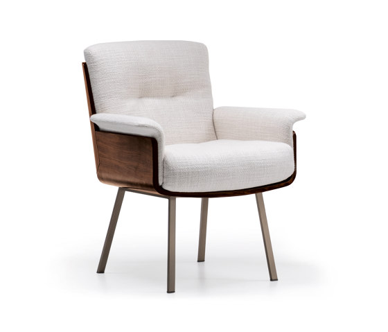 Daiki Studio by Minotti | Chairs