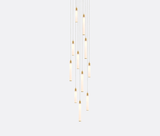 White Candle 11 by Shakuff   Suspended lights