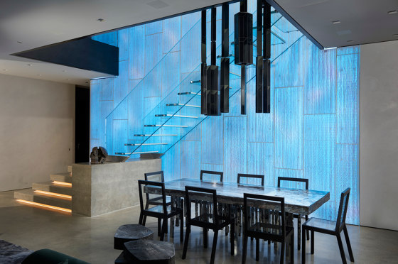 Mistral All glass Glass stair Chicago by Siller Treppen   Staircase systems