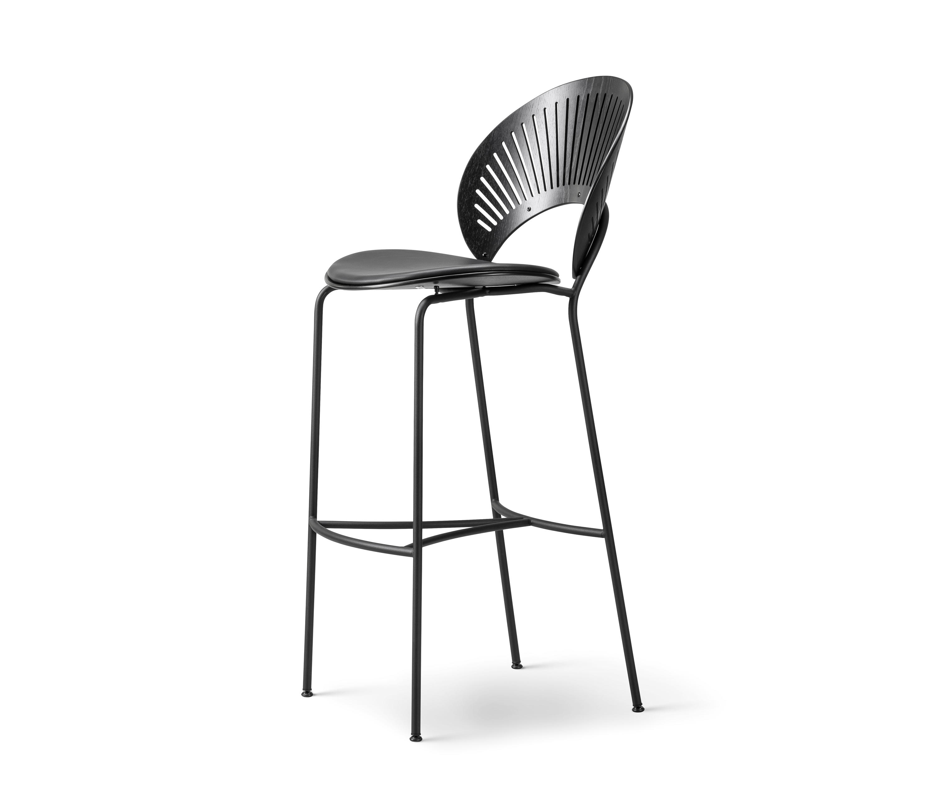 Trinidad Stool Seat Upholstered Bar Stools From Fredericia Furniture Architonic