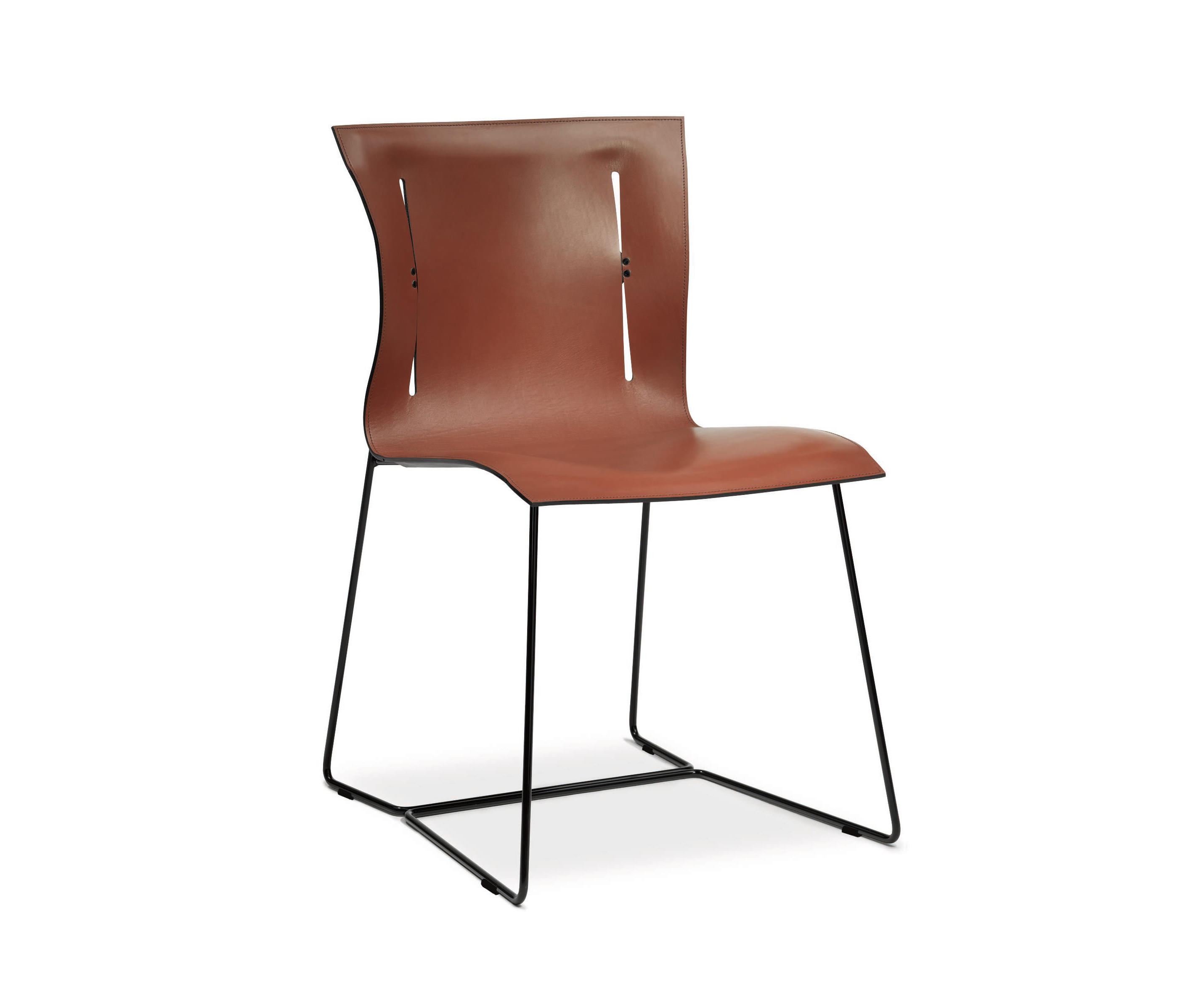 Cuoio Stuhl Stuhle Von Walter Knoll Architonic