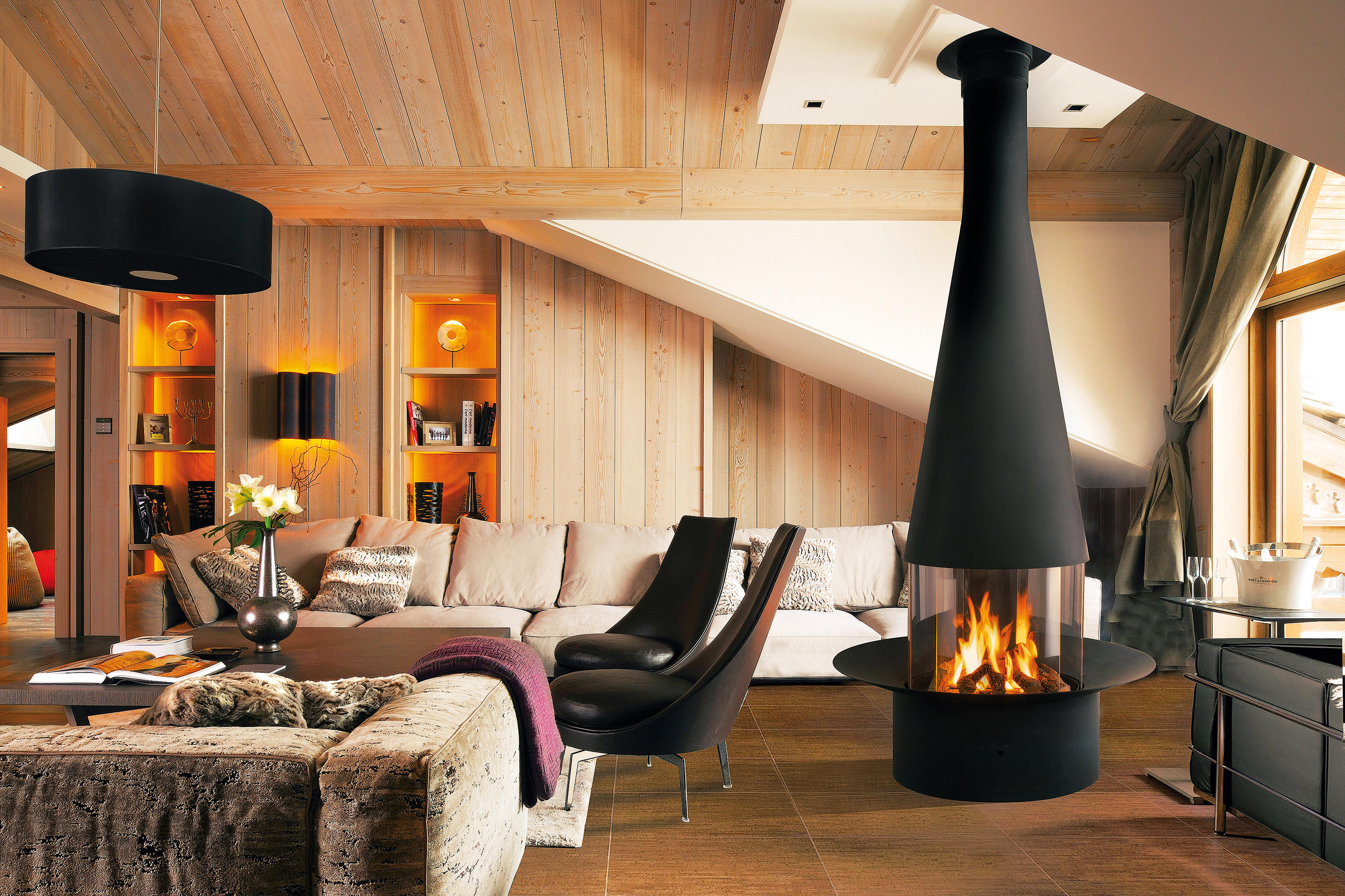 Filiofocus Central 1600 By Focus Ventless Fires