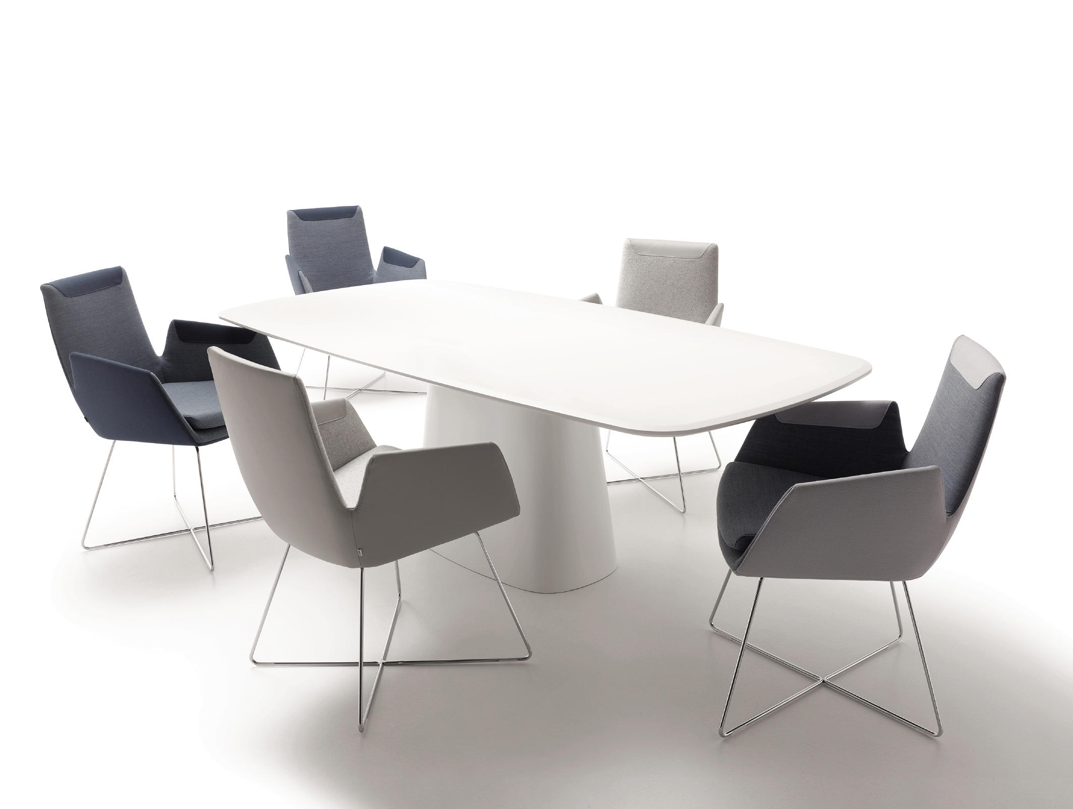 Conic Dining Tables From Cor Architonic