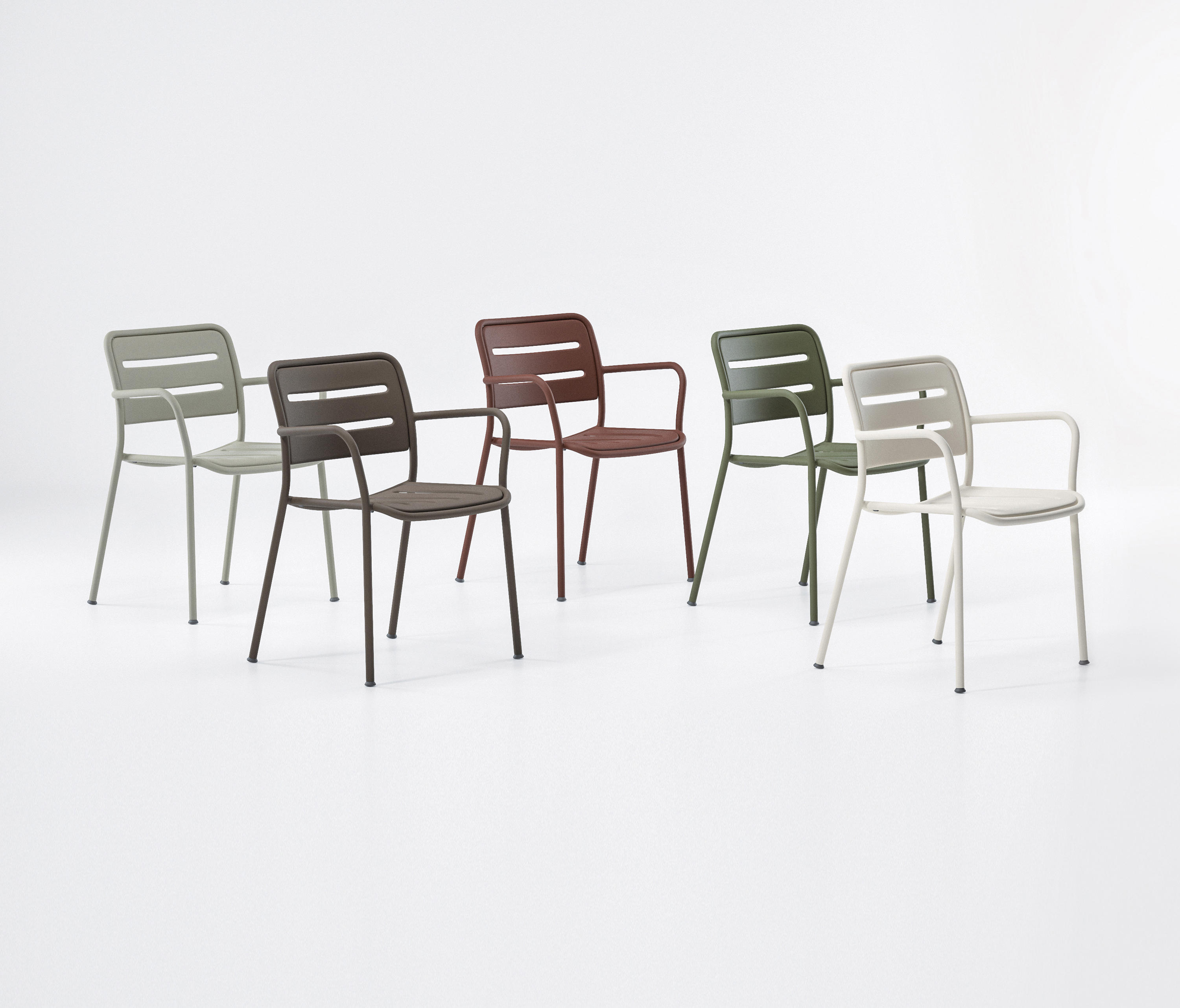 VILLAGE DINING ARMCHAIR - Chaises de KETTAL | Architonic