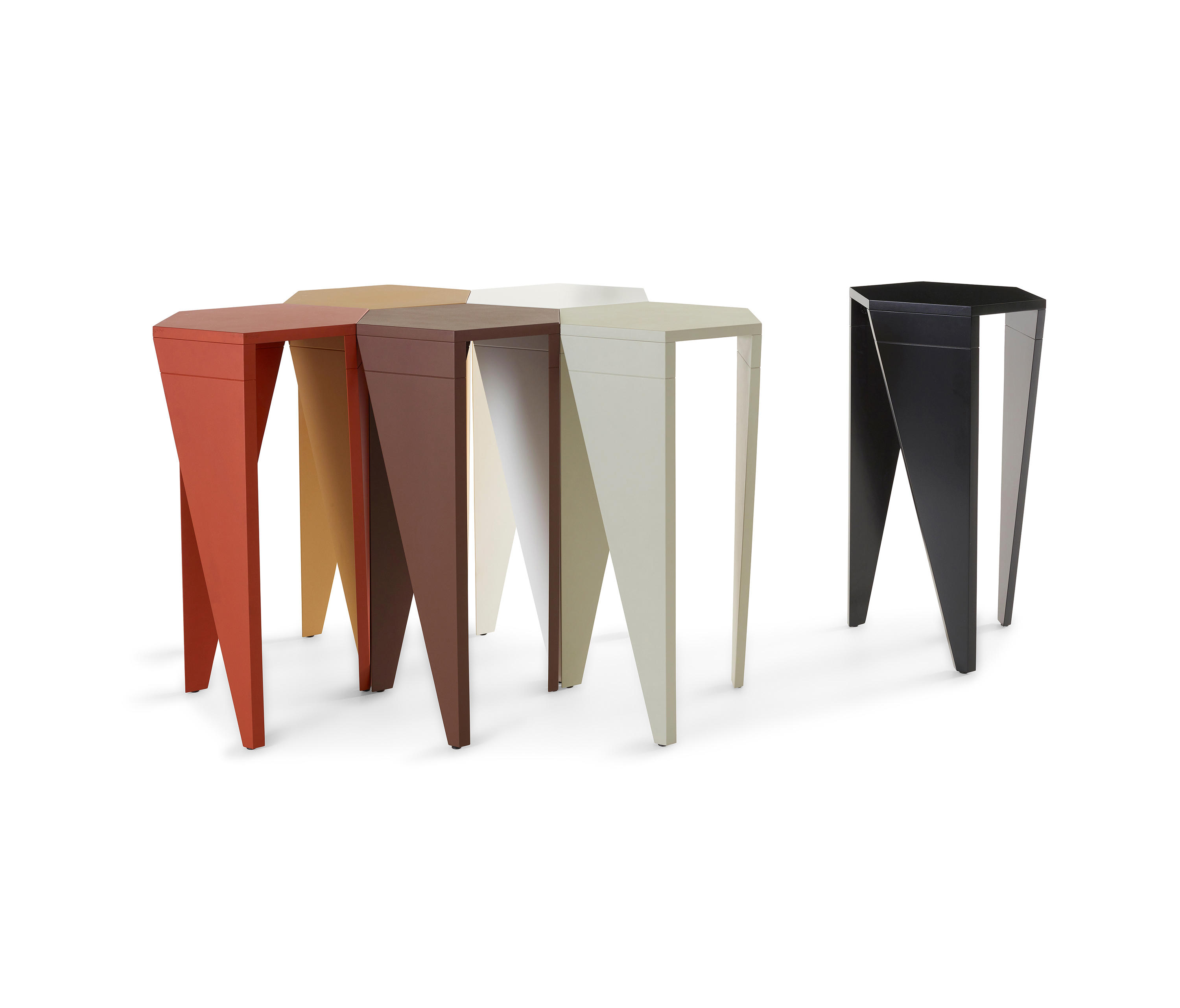 TRIGON HOT DESK - Standing tables from Lande   Architonic