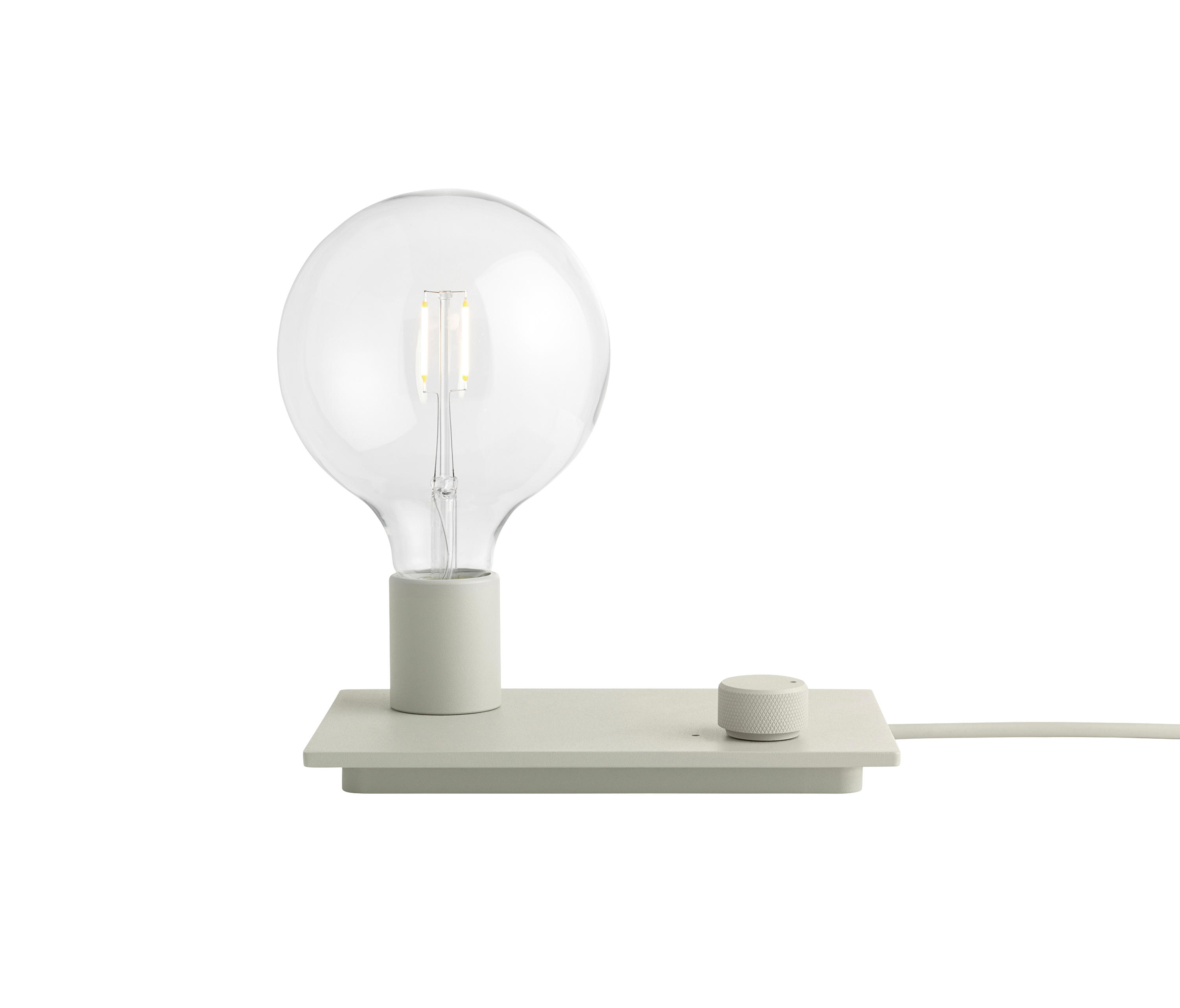 Control Table Lamp Table Lights From Muuto Architonic