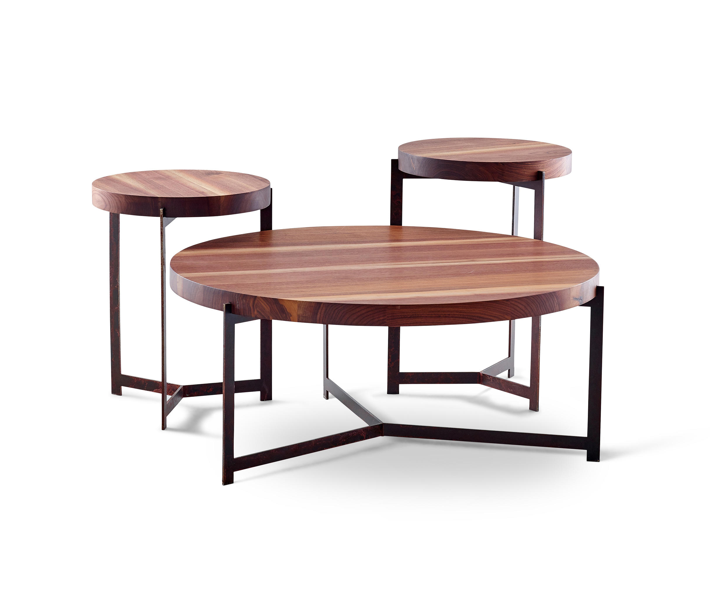 Tree Coffee Table Dk3: PLATEAU COFFEE- & SIDE TABLE
