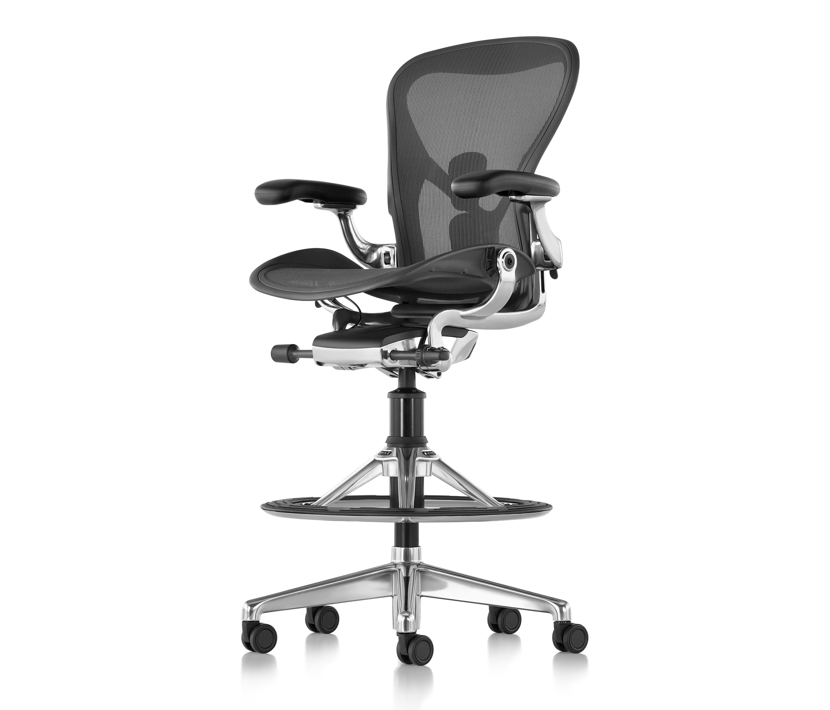 AERON STOOL - Office chairs from Herman Miller  Architonic