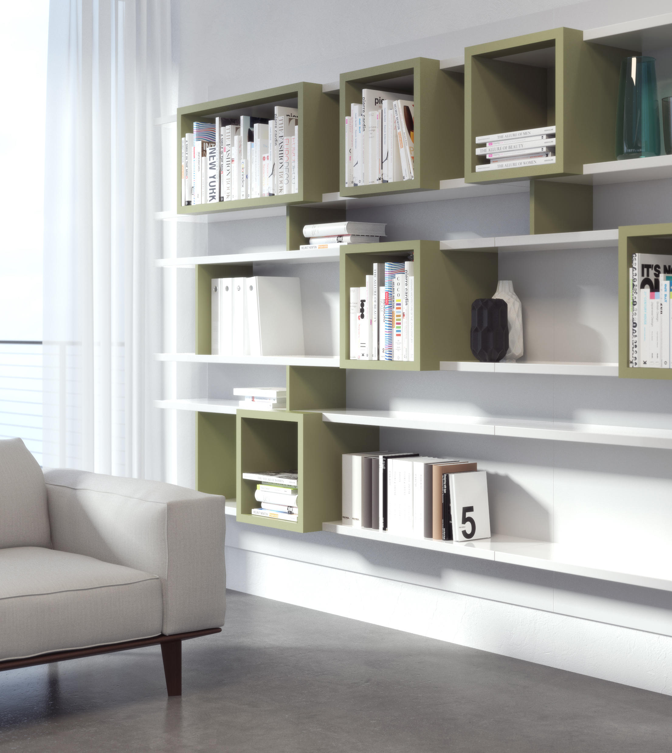 E Wall Wall Storage Systems From Estel Group Architonic