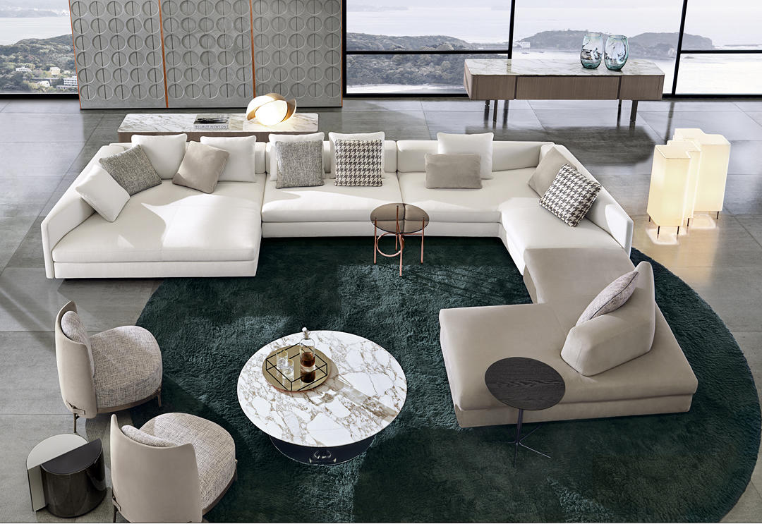 Granville Sofas From Minotti Architonic